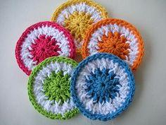 Scrubbie Dots: tutorial ♡ Teresa Restegui http://www.pinterest.com/teretegui/ ♡