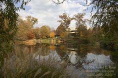 Carter Center Gardens & Pond (hor.)