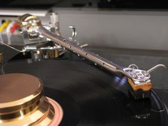"""Automods Turntable Tonearm"" 1...  http://about.me/Samissomar"
