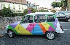 https://flic.kr/p/F584dD   R4 GTL   Renault 4 GTL à Mane