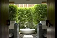Trendy home: Outdoorové kúpeľne / outdoor bathrooms