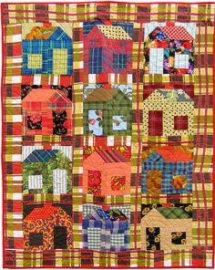 Beautiful quilt.