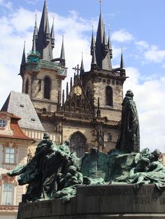 I took this in Prague summer 2009