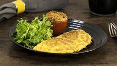 Veja o segredo para uma omelete perfeita