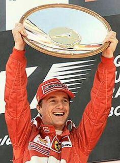 1999 AUSTRALIA GP Eddie IRVINE