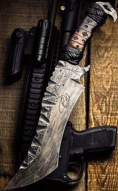 cuchillos #Weapons