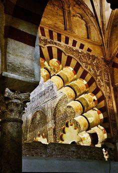 La Mezquita, Cordoba, Spain (photo by A.Karońska) www.mymalaga.pl