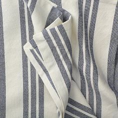 Harbor Striped Blanket | The Company Store