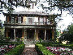 Brokaw-McDougall House, 1856 -- Tallahassee, FL