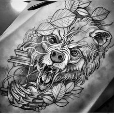 Bear Tatt