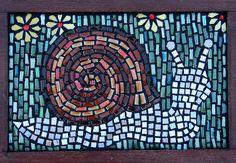 Snail Mosaic | Flickr - Photo Sharing!