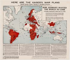 A dramatic World War One propaganda poster, published in the Fall of 1917 to prod the American public into entering the First World War. World War One, First World, Alternate History, European History, American History, Historical Maps, Pagan, Germany, Illustration