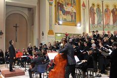 concerto di fine anno 30.12.2012 Vivaldi Monfalcone - Chiesa del Redentore