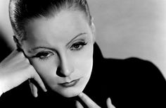 "Greta Garbo, photo by Clarence Sinclair Bull ""Greta Garbo is sad. Not only in certain situations, for certain reasons. Greta Garbo's beauty is beauty of suffering; she suffers life and all the surrounding world… . Greta Garbo's beauty is a. Hollywood Cinema, Hollywood Icons, Golden Age Of Hollywood, Classic Hollywood, Old Hollywood, Hollywood Actresses, Marlene Dietrich, Brigitte Bardot, The Painted Veil"
