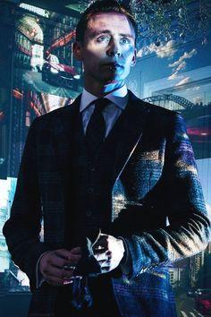 "Tom Hiddleston Jaguar ""It's Good To Be Bad"" 2014"