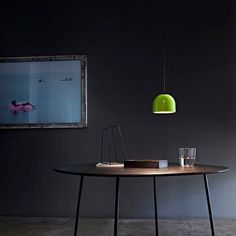 Wan S: Discover the Flos suspended lamp model Wan S