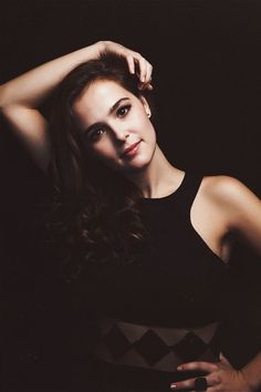 Zoey Deutch as Rose Hathaway in the Vampire Academy Blood Sisters