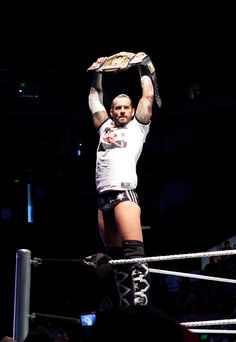 CM Punk (One of the great runs as WWE Champion and a rarity for this era.)