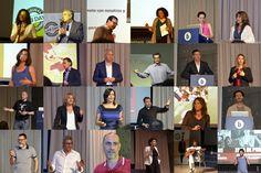 Imagen resumen de presentadora y ponentes del Personal Branding Lab Day 2016 #PBLabDay16 Marca Personal, Personal Branding, Baseball Cards, Sports, Giraffes, Summary, Hs Sports, Personal Identity, Sport