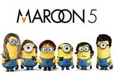 Maroon 5 awww so cute