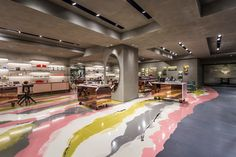 Kitsch comes out to play at Joyce Central by Paola Navone - News - Frameweb