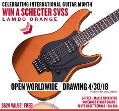 EMG Pickups / PROMO - INTL Guitar Month 2018 / Electric Guitar Pickups, Bass Guitar Pickups, Acoustic Guitar Pickups