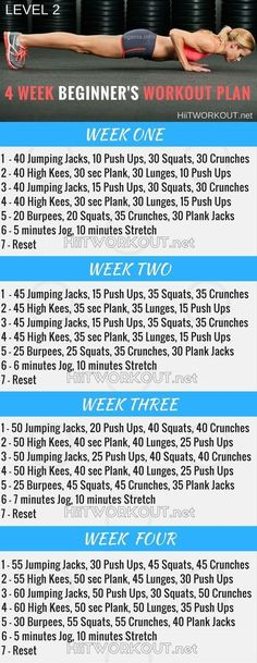 Workouts  : Six-pack abs, gain muscle or weight loss, this workout plan is great for beginne... #Workouts