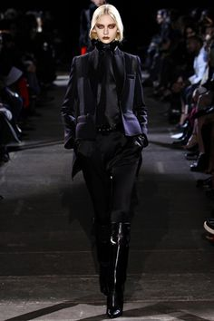 fall 2012 ready-to-wear  Givenchy  Runway  Nastya Kusakina (WOMEN)    view fullscreen›  Photo: Monica Feudi / feudiguaineri.com