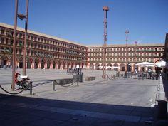 Cordoba Plaza de la corredera