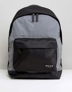 Nicce London Backpack In Reflective