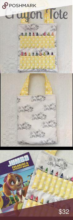 Spotted while shopping on Poshmark: Grey Elephant Full Size Tote! NWT!! #poshmark #fashion #shopping #style #Other
