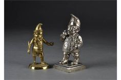 A silver plated Mr Punch table lighter, with hinged hat to reveal lighter and registered design n Punch And Judy, Traditional Toys, The Saleroom, Light Table, Lighter, Silver Plate, Theatre, Auction, Hat