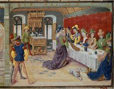 Le Livre des Conquestes et Faits d'Alexandre. Milieu XVe siècle