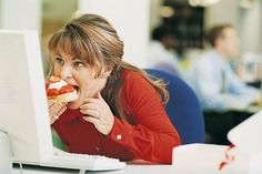 Health And Diet Tips: How To Lose Weight and Snack in the Office