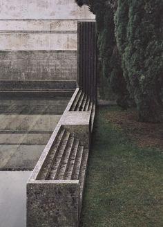Brion Vega cemetery. Carlo Scarpa. january 2015. …