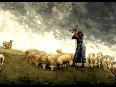 Mari Txindoki Winslow Homer Paintings, Sheep Paintings, Oil Paintings, The Shepherd, 1 Peter, Illustrations, Sculpture, Art Reproductions, American Artists