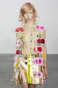 Fyodor Golan - London Fashion Week / Spring 2016