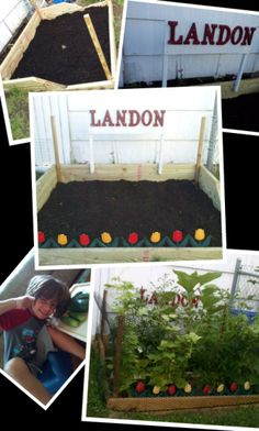 Make A Garden For Toddlers for Less Than $100. Liz C Gardens