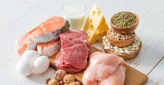 How Much Protein In Eggs, Chicken, Tuna, Beef, Dairy And Nuts