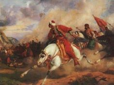 Ottoman–Mamluk War - About History Turkish Soldiers, Cradle Of Civilization, Magic Carpet, Horse Breeds, Empire, Culture, History, Painting, Sultan