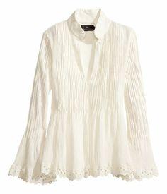 blouse coton | H&M FR