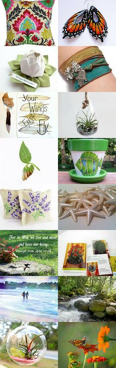 Inspired by Mother Nature by gifthutch2 on Etsy--Pinned with TreasuryPin.com