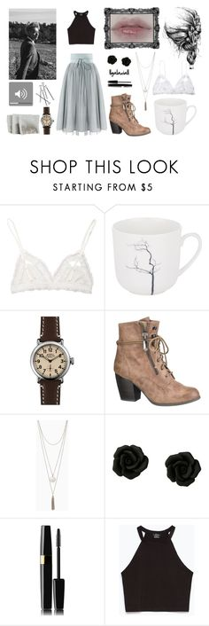 """""""Date With Tao (Huang Zitao)"""" by llgalaxiall ❤ liked on Polyvore featuring Hanky Panky, Magdalena, Dibbern, Shinola, maurices, Zara, imagine, kpop, EXO and tao"""