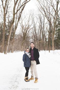 séance couple en hiver #couple #hiver Couple Photos, Couples, The Cardinals, Winter, Photography, Couple Shots, Couple, Couple Pics