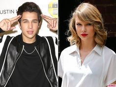 That Time Austin Mahone Went Into Taylor Swift's Hotel Room and Threw Food at Her...
