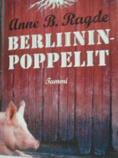 BERLIININPOPPELIT Reading, Books, Libros, Book, Reading Books, Book Illustrations, Libri