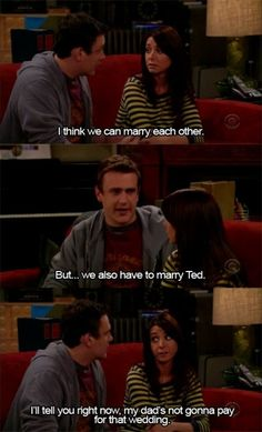 HIMYM - Recently watched this episode lol