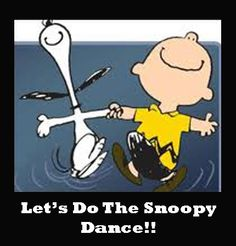 Snoopy Happy Dance Song | SnoopyDance