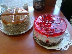 Finom zsúrtortáink!❤️ cakes