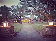 When the approach to the building is as pretty as the building...   Lake Brownwood Rec Hall (AKA the Clubhouse), constructed by the Civil Works Administration in 1933. The CCC arrived the next year and added to the park 16 stone cabins, the boat dock and landing, two residences, the fisherman's lodge, and trail features. A true New Deal collab!   TPWD photo by John B. Chandler  #txstateparks #cccparks #newdeal #betteroutside #parkitecture #preservation #lakebrownwood #lakebrownwoodstatep...